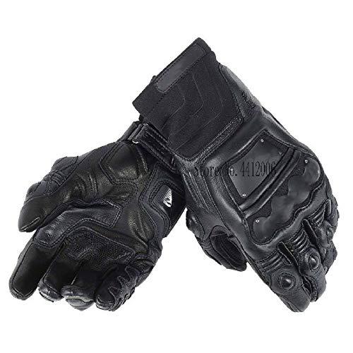 Berrd Motorrad Fahrrad Motorradfahren Rennsport Kurze Handschuhe Reitausrüstung Armband Titan Offroad Team Schwarz M