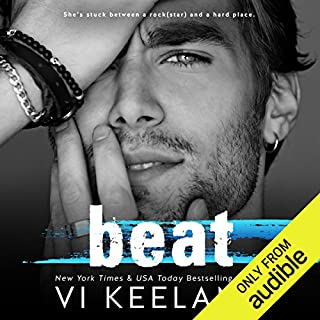 Beat                   By:                                                                                                                                 Vi Keeland                               Narrated by:                                                                                                                                 Sebastian York,                                                                                        Molly Glenmore                      Length: 7 hrs and 33 mins     15 ratings     Overall 4.4