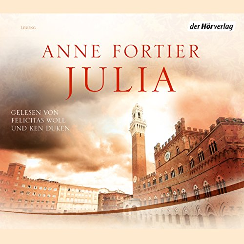 Julia audiobook cover art