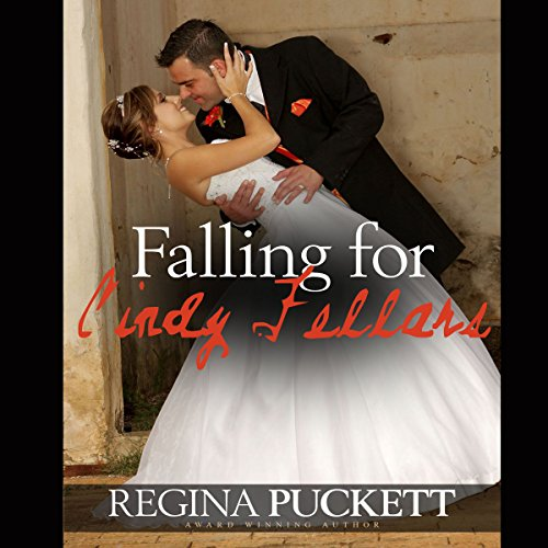 Falling for Cindy Fellars audiobook cover art