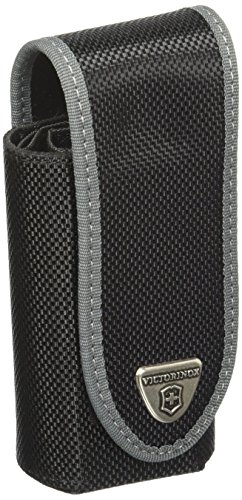 Victorinox Zubehör Gürteltasche Nylon für Swiss Tool Plus Mantel, schwarz, One Size