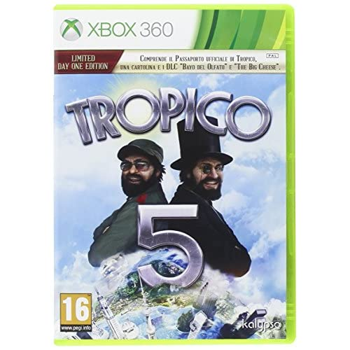 Tropico 5 - Day-one Edition