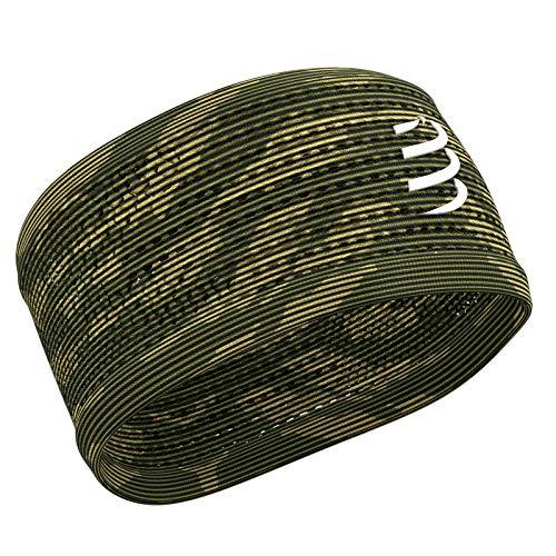 COMPRESSPORT On/off, Headband da Corsa Unisex-Adult, Camo, Uniq Size