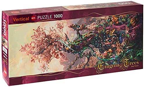 Heye 29828 - Puzzles Verticales para árbol de fósforo