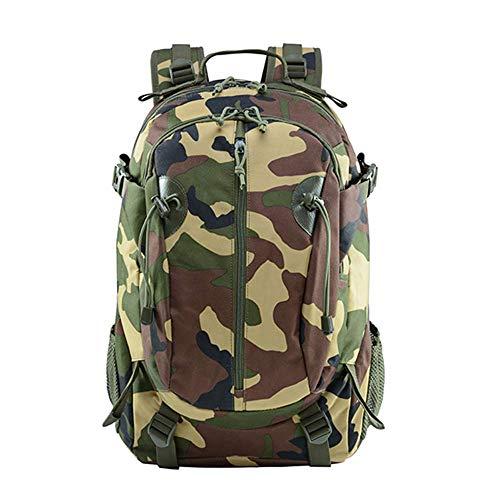 Mochila de senderismo al aire libre, mochila deportiva impermeable Mochila de negocios Mochila para hombres y mujeres Mochila de viaje de ocio, adecuado para al aire libre Camping Senderismo Pesca y c