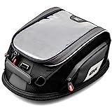 GIVI(ジビ)【イタリアブランド】 バイクタンクバッグ(XS307) 容量15L タンクロック XSTREAM 93803 高性能&スタイリッシュデザイン