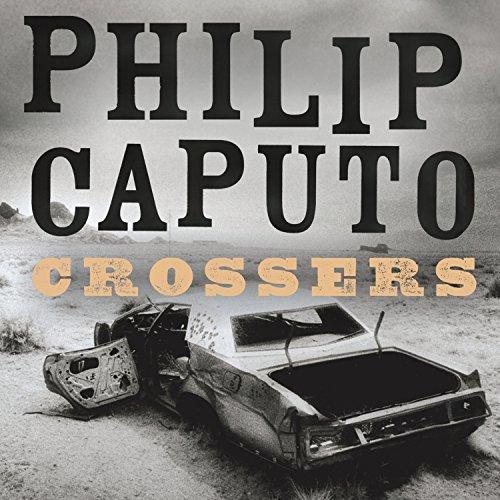 Crossers audiobook cover art