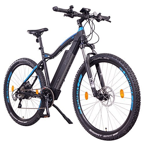 NCM Moscow Plus E-Bike, E-MTB, E-Mountainbike 48V 16Ah 768Wh*