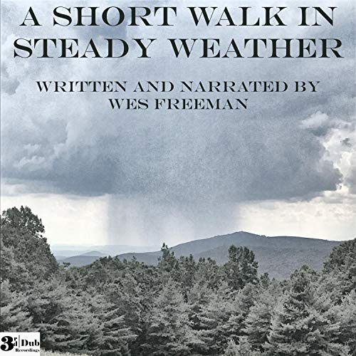 A Short Walk in Steady Weather Audiobook By Wes Freeman cover art