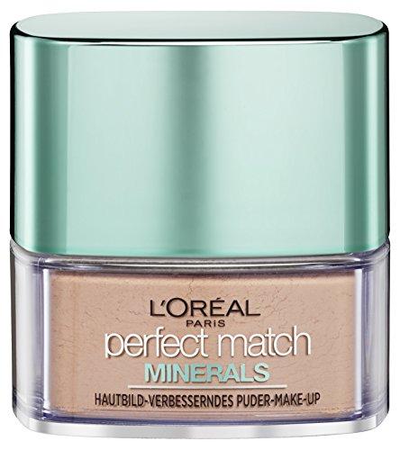 L'Oréal Paris Perfect Match Minerals Beige Creme 3N, 10 ml
