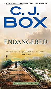 Endangered (A Joe Pickett Novel Book 15) by [C. J. Box]