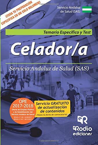 Celador/a. Servicio Andaluz de Salud (SAS). Temario Específico y Test