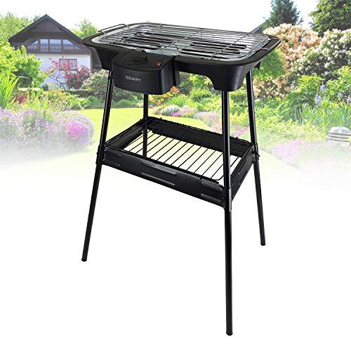 TRIOMPH Barbecue lectrique sur Pieds ETF1526-2000W -...