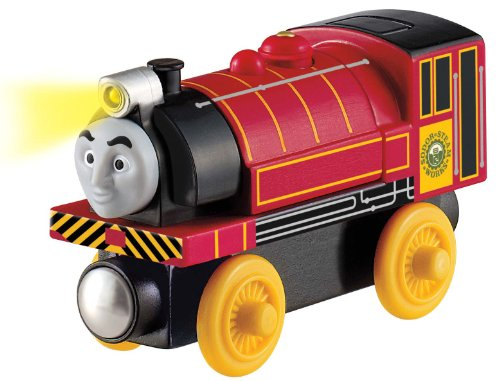 Thomas & Friends Wooden Railway, Talking Victor - Battery Operated