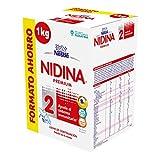 NESTLÉ NIDINA 2 Premium [PACK AHORRO] - A partir de los 6 meses - Leche de continuación en polvo - Fórmula para bebés - 1Kg