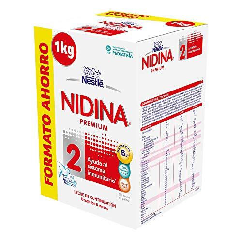 NESTLÉ NIDINA 2 Premium PACK AHORRO - A partir de los 6
