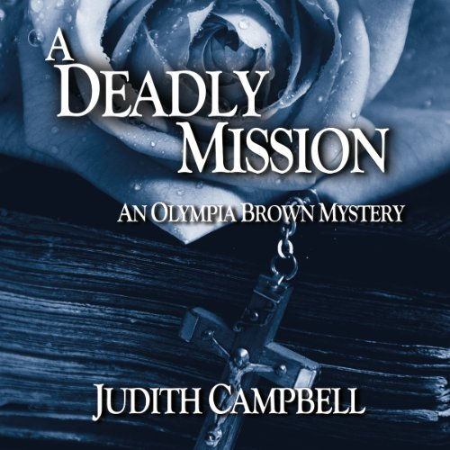 A Deadly Mission audiobook cover art