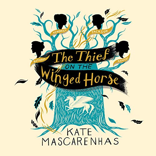 The Thief on the Winged Horse cover art