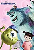 Prague Monsters Inc. Movie Poster 24X36 Inches Print1