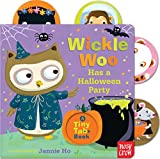 Wickle Woo Has a Halloween Party (Tiny Tab)