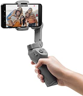 DJI Osmo Mobile 3 Foldable Portable 3-Axis handheld Gimbals with Intelligent Functions Providing Stable for Smartphones