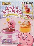Überraschungs-Schachtel mit Kirby-Figuren, Serie Tea Time von Re-Ment aus Japan