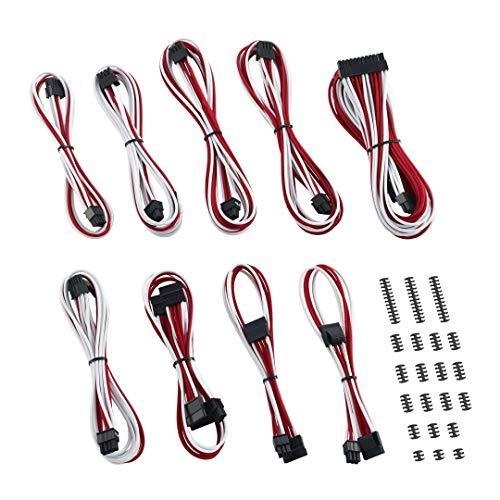 Cable de alimentación interno CableMod Classic ModMesh RT-Series Cable Kit ASUS ROG/Seasonic
