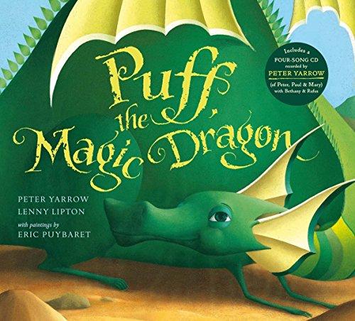 Puff, the Magic Dragon (Book & CD)の詳細を見る
