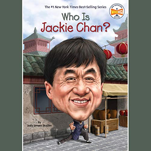 Who Is Jackie Chan? cover art