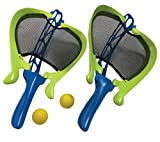 Diggin Whippet Catch Game Set. Scoop Ball Catcher & Track-Ball Jai Alai Thrower Toy