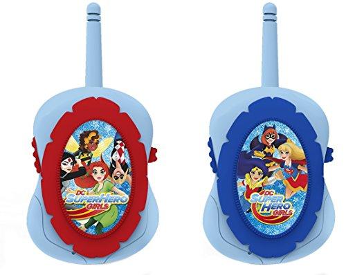 IMC Toys DC Talkie Walkiedc Super Hero Girls-Disney, 465022
