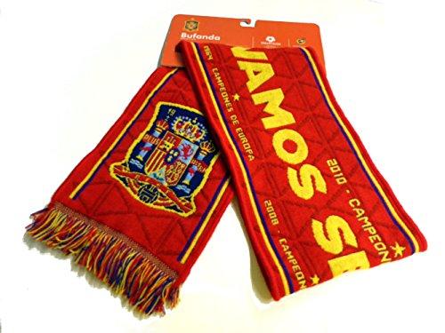 Bufanda Vamos Selección oficial rfef