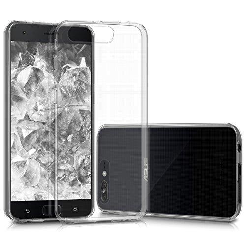 kwmobile Hülle kompatibel mit Asus Zenfone 4 Pro (ZS551KL) - Hülle Handy - Handyhülle in Transparent