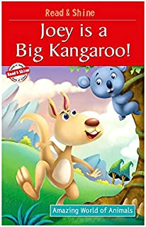 Read & Shine Joey is a Big Kangaroo! - Paperback
