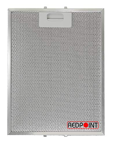Filter Aluminium für Abzugshauben TURBOAIR mm.247 x 327 x 9