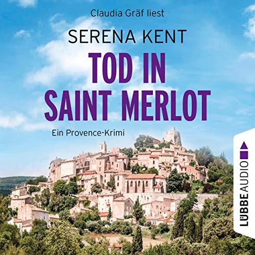 Tod in Saint Merlot. Ein Provence-Krimi Titelbild