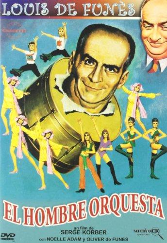 El Hombre Orquesta [DVD]