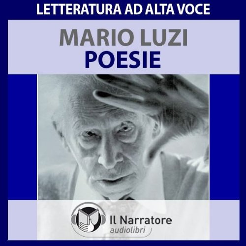 Poesie audiobook cover art