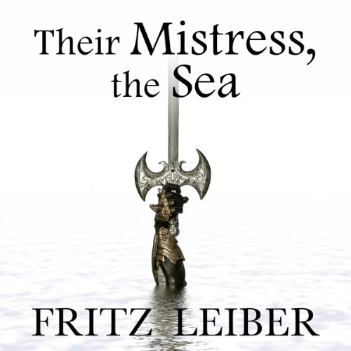 Their Mistress, the Sea audiobook cover art