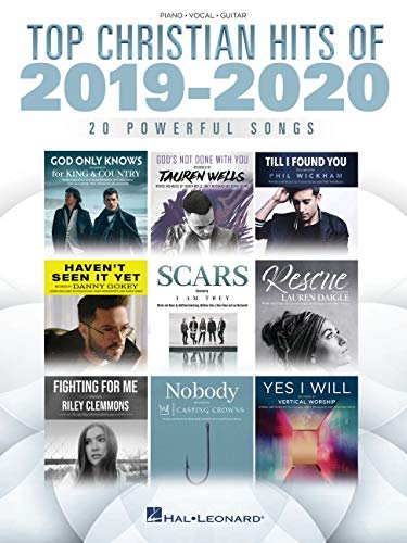 Top Christian Hits of 2019-2020