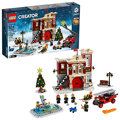 LEGO Creator Expert Winter Village Fire Station