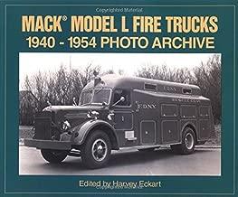 Mack Model L Fire Trucks 1940-1954 Photo Archive