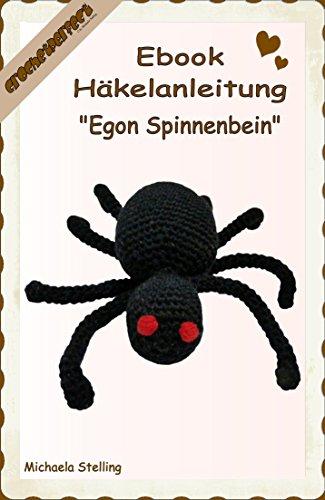 Häkelanleitung (035): Egon Spinnenbein (CrochetPerfect 35)