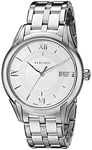 Versace Men's VFI040013 'Apollo' Stainless Steel Casual Watch image