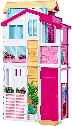 Maison de Luxe Barbie 3 Étages Rose - 7