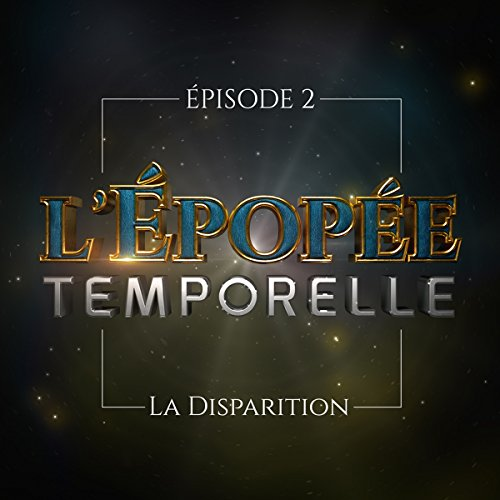 La Disparition audiobook cover art