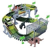 Dreamingbox Spielzeug für Jungen 4-8 Jahre, Dinosaurier Auto Spielzeug für Kinder Spielzeug Mädchen 4-8 Jahre Geburtstag Geschenke für Mädchen ab 4-8 Weihnachten Geschenk für Jungen 4-12 Jahre