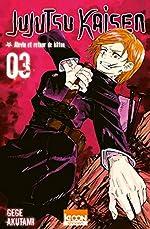 Jujutsu Kaisen T03 (3) de Gege Akutami