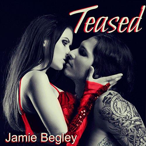 Teased audiobook cover art