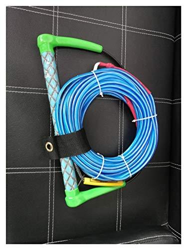 Mini tavola da Surf Corda di Wakeboard in Fibra di Fibra di Fibra di Fibra di polietilene ad Alta Resistenza della Corda di trazione (Color : Green)